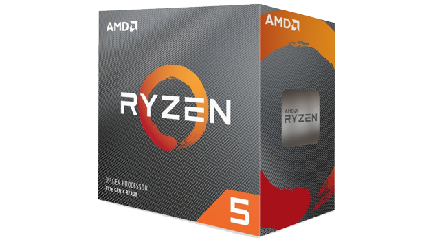 1 / 13 AMD Ryzen 5 3600